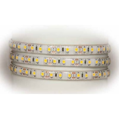 Tira 120 Leds SMD3528 SEMIPROTEGIDA IP-65 BLANCO NEUTRAL (4000k)