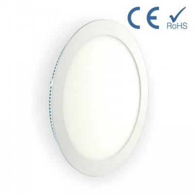 Downlight empotrar redondo 3 W blanco cálido GL Iluminación