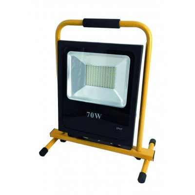 Proyector LED (Foco LED) 70W, 4.490lm, IP65 con soporte I 8220N