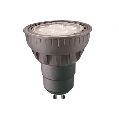 Bombilla led F-Bright  GU-10 ECO 6w 230v  blanca
