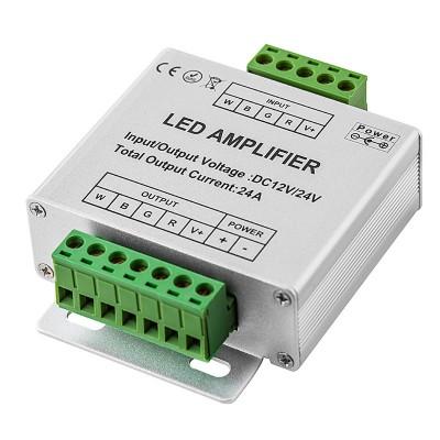 Amplificador RGB + W
