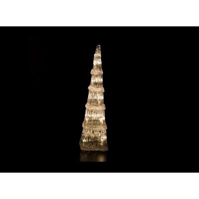 ÁRBOLES LED, BLANCO CÁLIDO 40 cm de altura