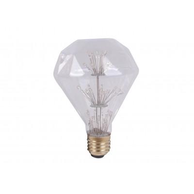 LÁMPARA DECORATIVA LED - E27 - 2700K ( LUZ CÁLIDA)