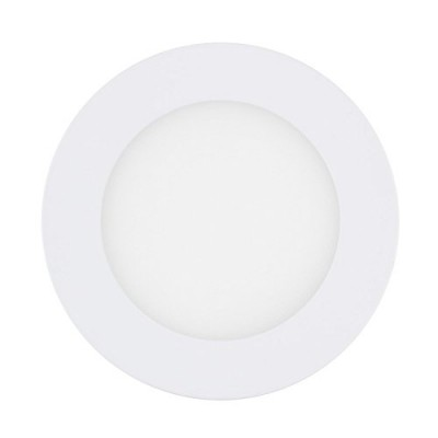 Downlight ECOLED HL empotrar redondo 12 W blanco neutro