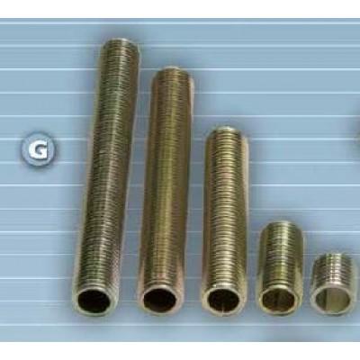 Tubo roscado M10x1 10mm
