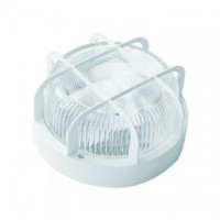 Aplique decorativo de exterior , BLANCO , 6 W ,  LED incluido