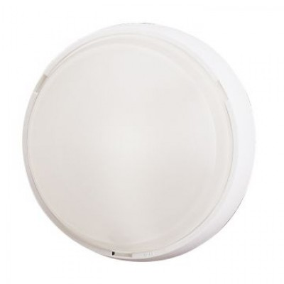 Aplique LED de pared redondo, 18W, IP44