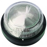 Aplique decorativo de exterior , BLANCO , hasta 100W