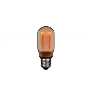 LAMPARA LED DECO T45 E27 4W 1800K 360º 230V