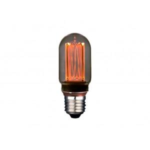 LAMPARA LED DECO T45 SMOKY E27 4W 1800K 360º 230V