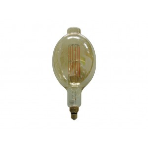 LAMPARA DECORATIVA LED VINTAGE GOLD MAXI E27 8W 2200K 360º 230V