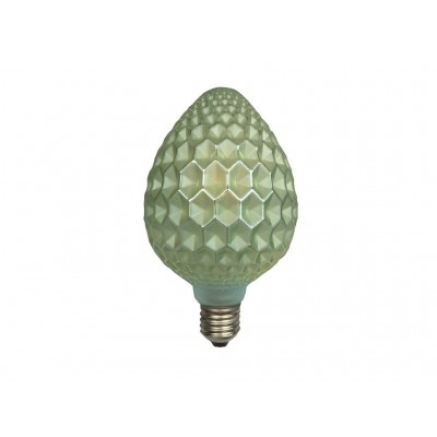 LAMPARA DECORATIVA FILAMENTO LED VERDE