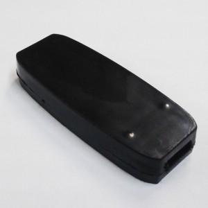 Conector manguera guirnalda 2x1,5mm para manguera 12x5mm
