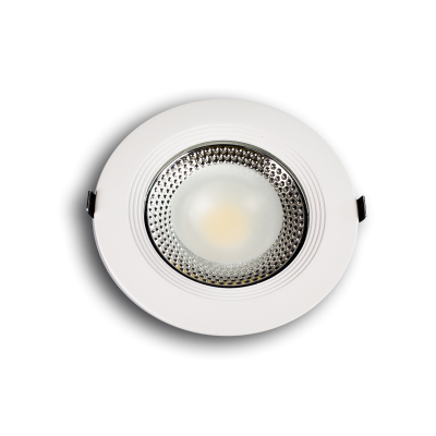 Downlight con LED COB 10 W 230 V blanco cálido