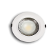Downlight con LED COB 30 W 230 V blanco cálido