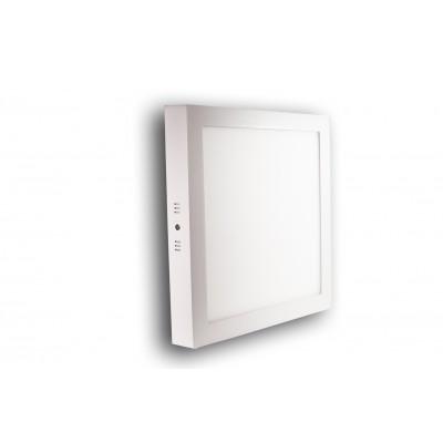 Downlight superficie cuadrado 18 W