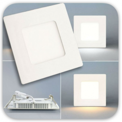 Placas downlight LED CUADRADAS (21)