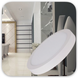 downlight LED  REDONDO superficie (12)