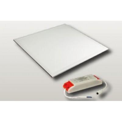 Panel LED 600x600 48W 3000ºK 230V blanco calido
