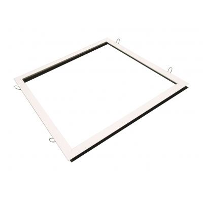 Soporte panel LED 600x600mm empotrar