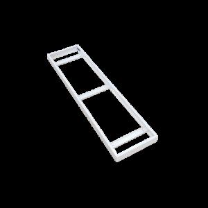 Soporte panel LED 1200x300mm superficie