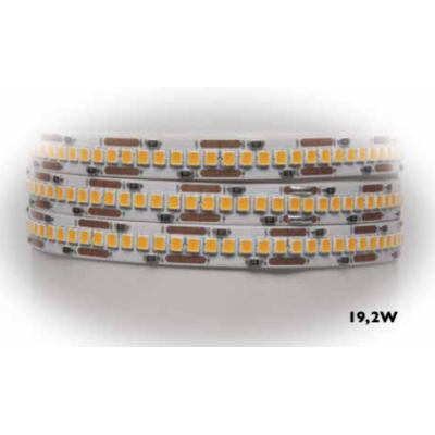 Tira 240 Leds 5mm SMD2835 IP- 20 3000k (blanco cálido)